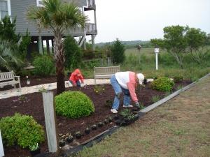 Garden tour preparation 002