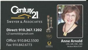 Anne Arnold Card