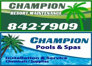 Champion Resort Maint