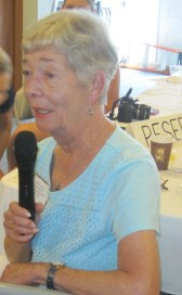 Past President Sheila Young