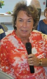Past President Peggy Schiavone