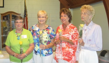 Marlene Hahn and Peggy Schiavone are long-time HBBC members.